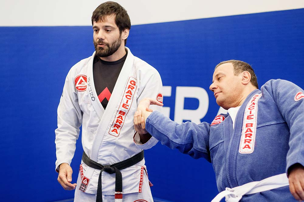 self defence montreal gracie barra bruno fernandes