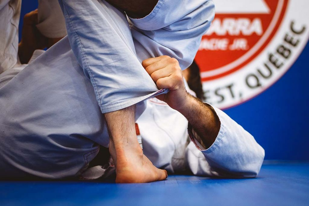 Jiu Jitsu - Gracie Barra Montreal - BJJ Classes - Free Trial